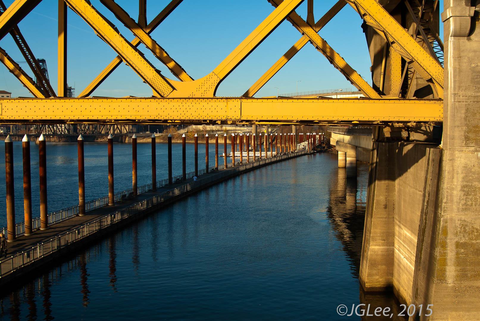 The Yellow Bridge Road
