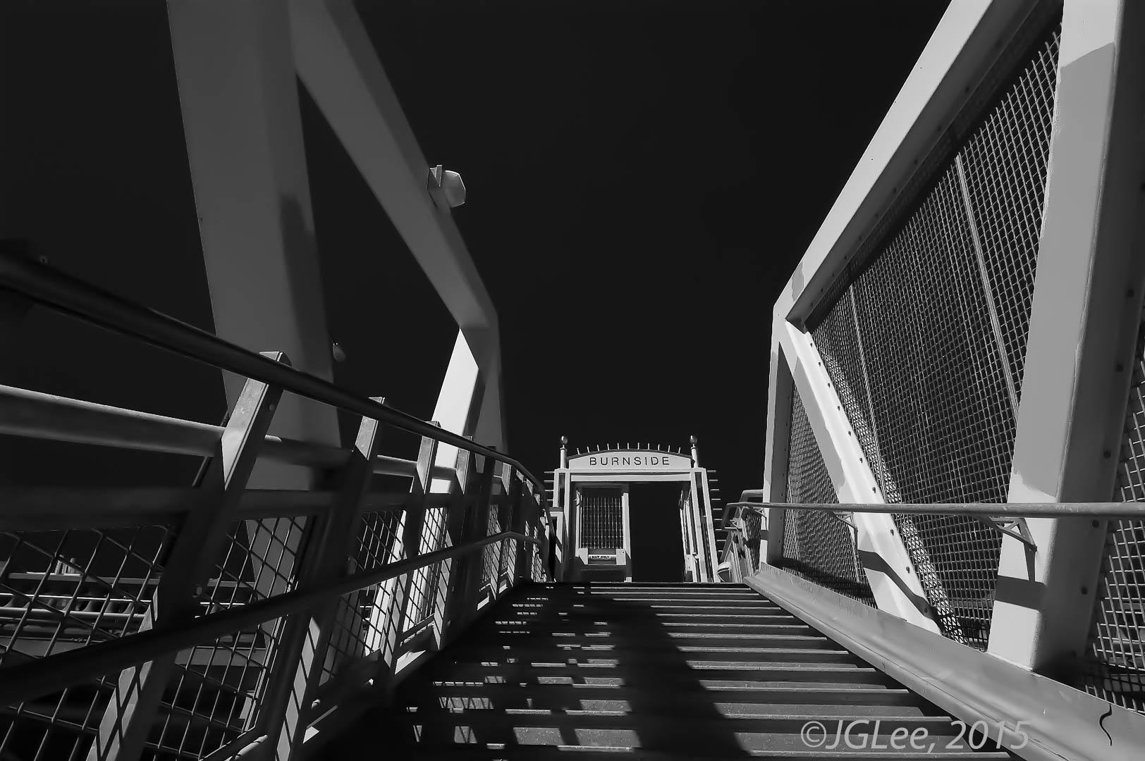 Burnside Stairs