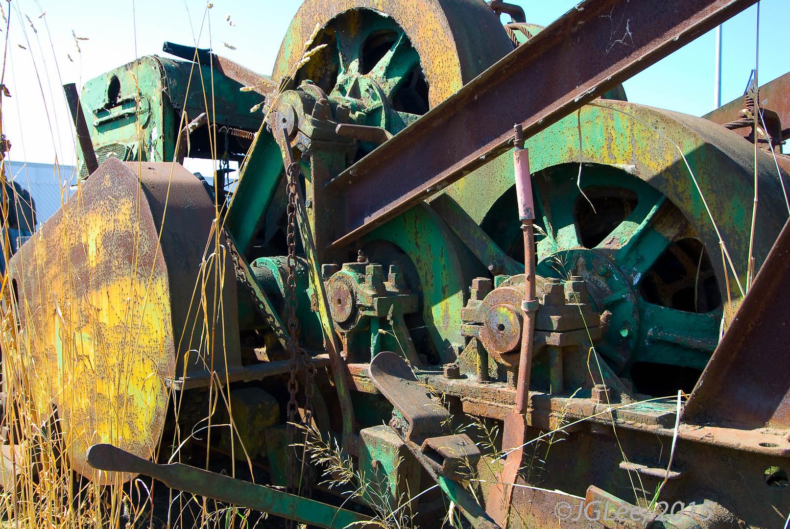 Machine in Lot I