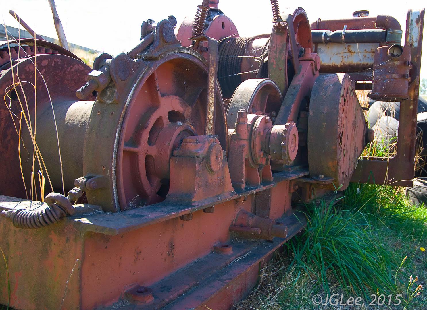 Machine in Lot II