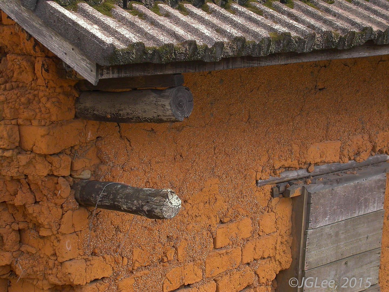 Old Timber Older Brick