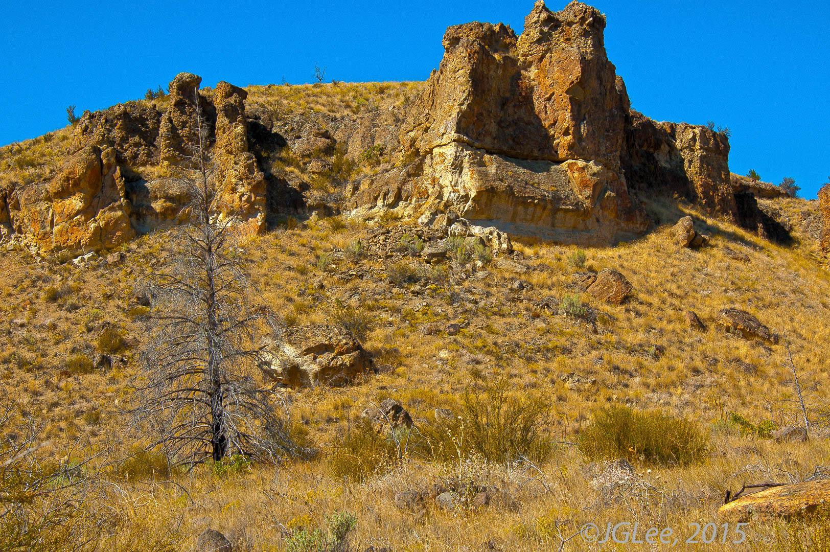 Rough Hill to Climb