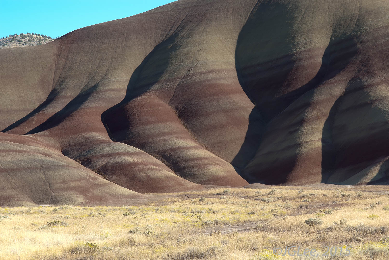 John Day Painted Hills V