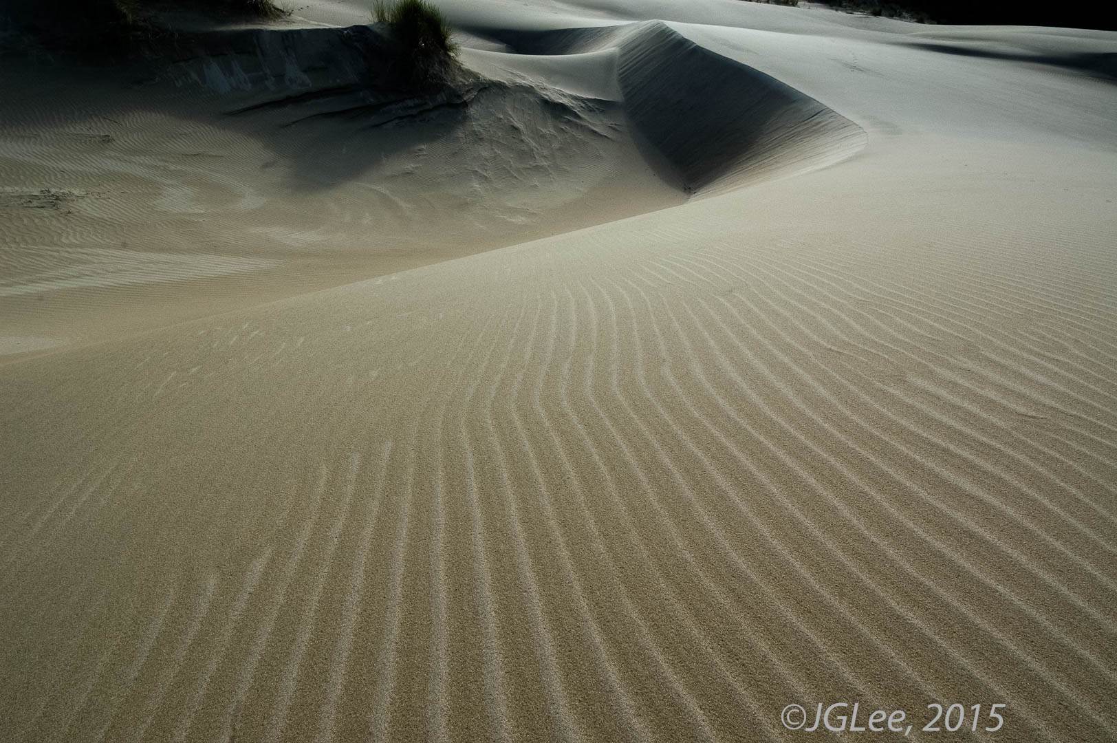 Lines Drawn in the Sand