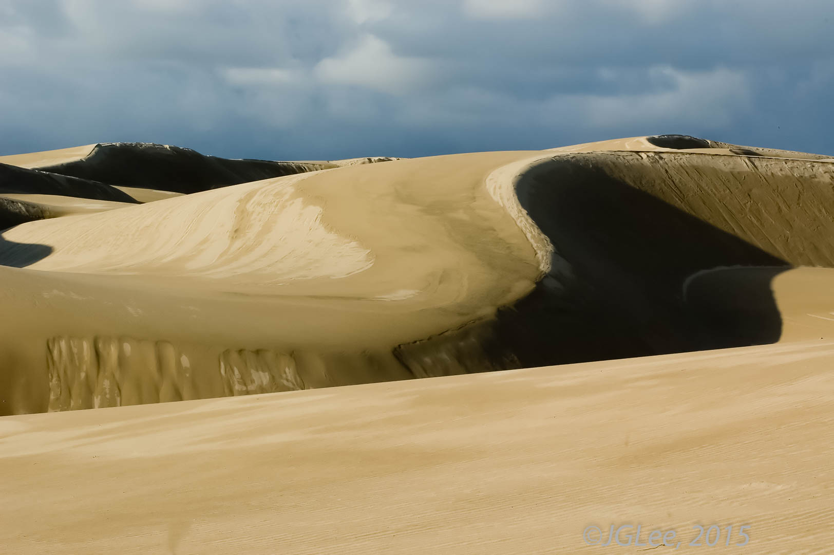 Slithering  Dune